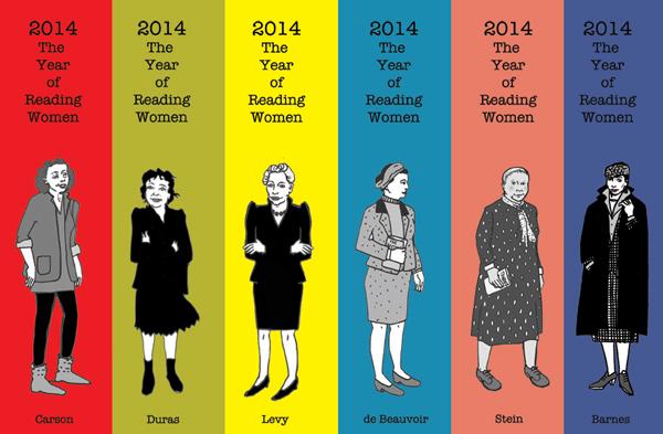 #readwomen2014
